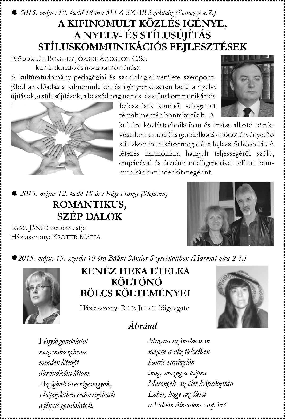 Hamis mosoly vagy igazi 128 - A Szegedi K Z Leti K V H Z Programjain Is Szerepel